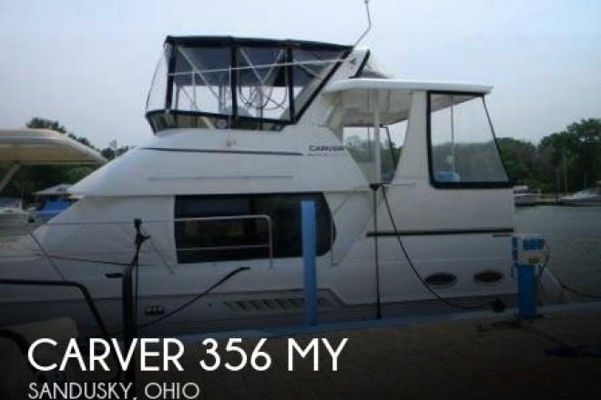 2001 Carver 356 MY - For Sale at Sandusky, OH 44870 - ID 101084