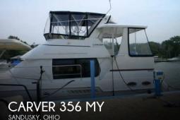 2001 Carver 356 MY