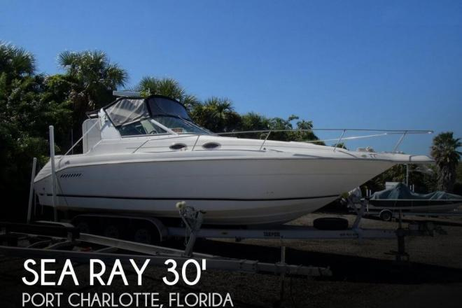 1995 Sea Ray 300 Sundancer - For Sale at Port Charlotte, FL 33948 - ID 103718