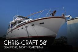 1971 Chris Craft 58 Roamer