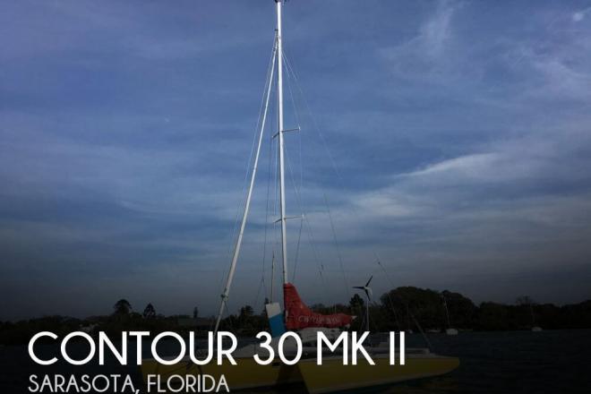 1994 Contour 30 MK II - For Sale at Sarasota, FL 34230 - ID 104014