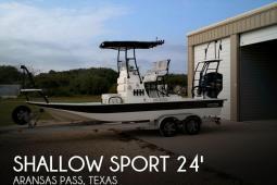2015 Shallow Sport 24 sport