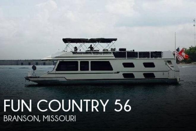 1995 Fun Country 56 - For Sale at Branson, MO 65615 - ID 105797