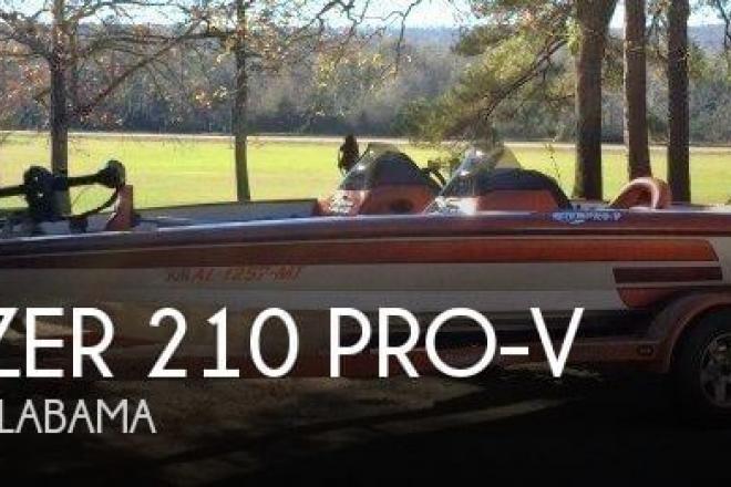 2007 Blazer 210 Pro-V - For Sale at Jones, AL 36749 - ID 109747