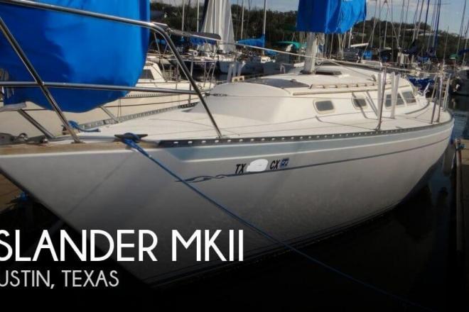 1979 Islander MKII - For Sale at Austin, TX 78735 - ID 109680