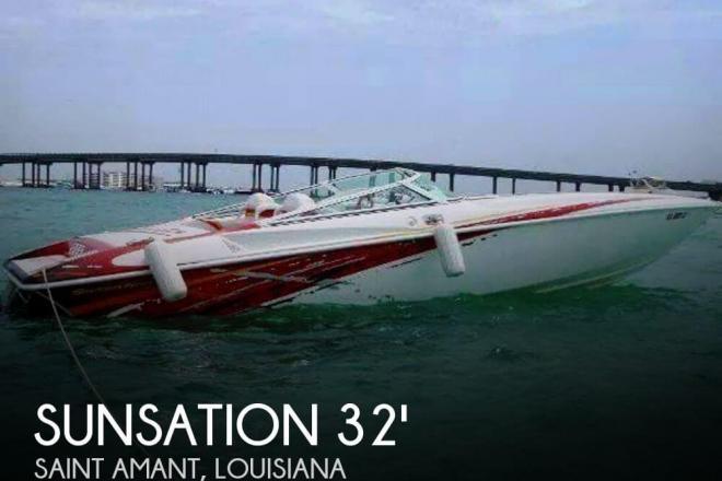 2005 Sunsation 32 Dominator - For Sale at Maurepas, LA 70449 - ID 79372