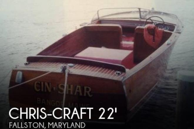 1946 Chris Craft U22 Sportsman - For Sale at Fallston, MD 21047 - ID 71586