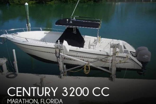 2003 Century 3200 CC - For Sale at Marathon, FL 33050 - ID 111106