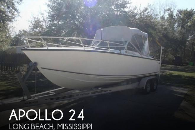 1977 Apollo 24 - For Sale at Long Beach, MS 39560 - ID 111134