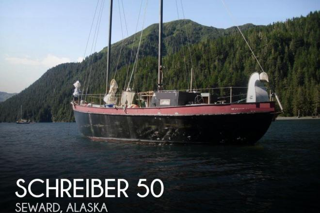 1991 Schreiber 50 - For Sale at Seward, AK 99664 - ID 65418