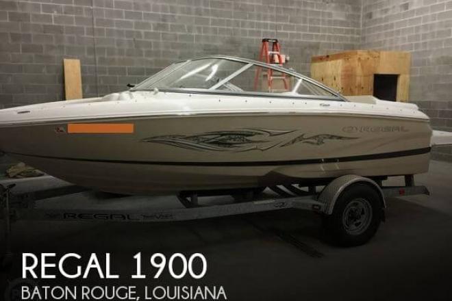 2012 Regal 1900 - For Sale at Baton Rouge, LA 70801 - ID 65390