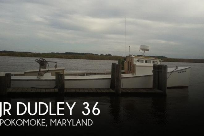 1952 JR Dudley 36 - For Sale at Crisfield, MD 21817 - ID 65799