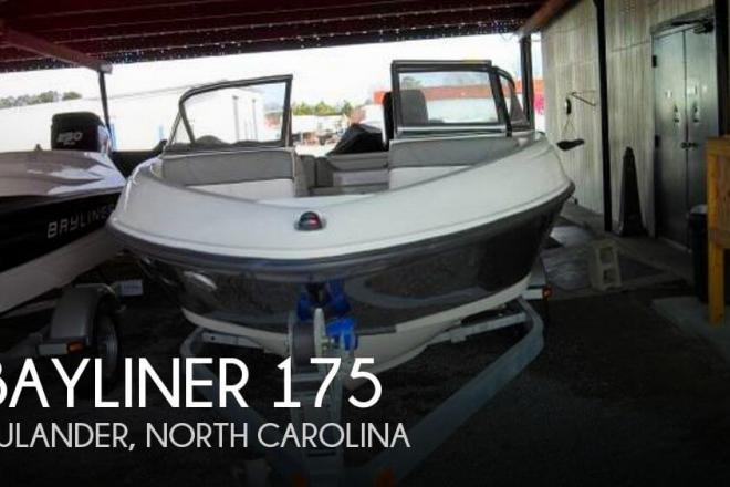 2014 Bayliner 175 - For Sale at Aulander, NC 27805 - ID 58858
