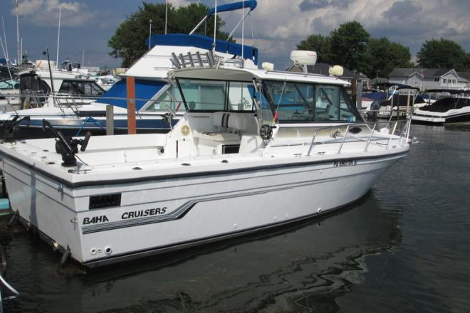 1997 Baha Cruisers 27 - For Sale at Sodus Point, NY 14555 - ID 118391