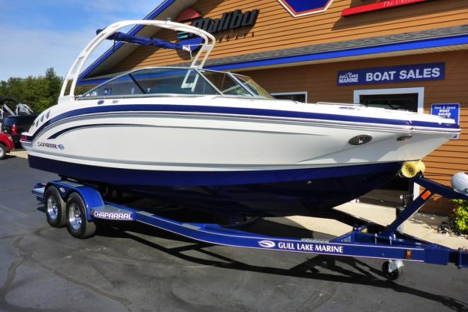 2016 Chaparral 246 SSI - For Sale at Richland, MI 49083 - ID 118413