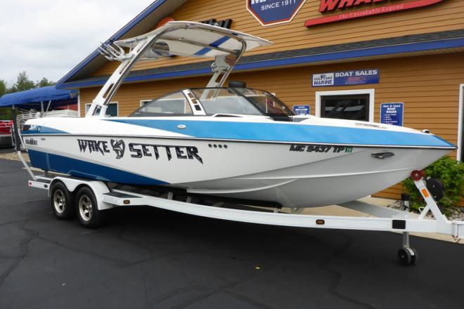 2012 Malibu Wakesetter 247 LSV - For Sale at Richland, MI 49083 - ID 118465