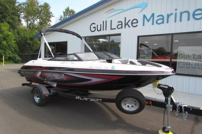 2013 Larson LSR 2000 - For Sale at Richland, MI 49083 - ID 118543