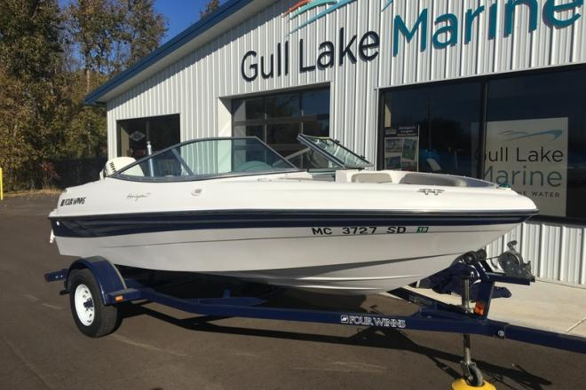 2000 Four Winns Horizon 170 Outboard - For Sale at Richland, MI 49083 - ID 118545