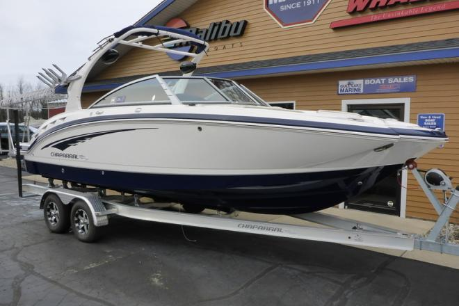 2017 Chaparral 244 Sunesta Surf - For Sale at Richland, MI 49083 - ID 118632