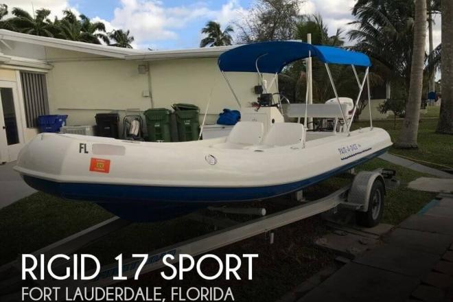 2007 Rigid 17 Sport - For Sale at Fort Lauderdale, FL 33331 - ID 110446