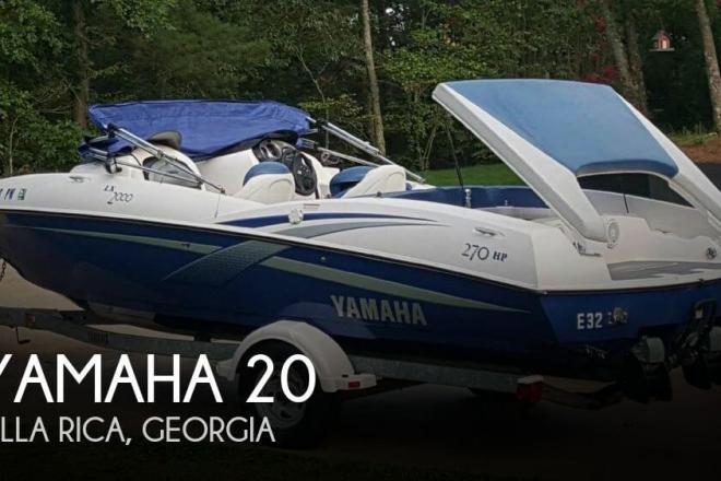 2002 Yamaha LX 2000 - For Sale at Villa Rica, GA 30180 - ID 118808