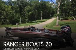 2006 Ranger 620VS