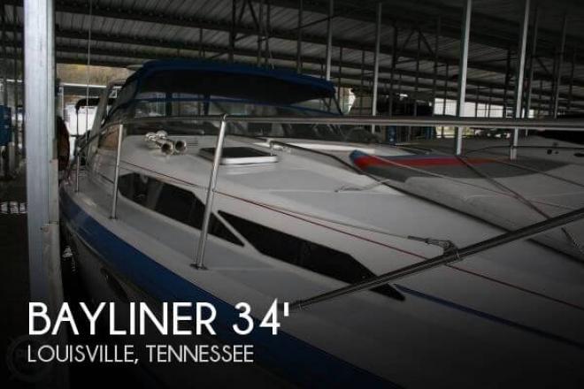 1987 Bayliner 3450 Avanti - For Sale at Louisville, TN 37777 - ID 99930