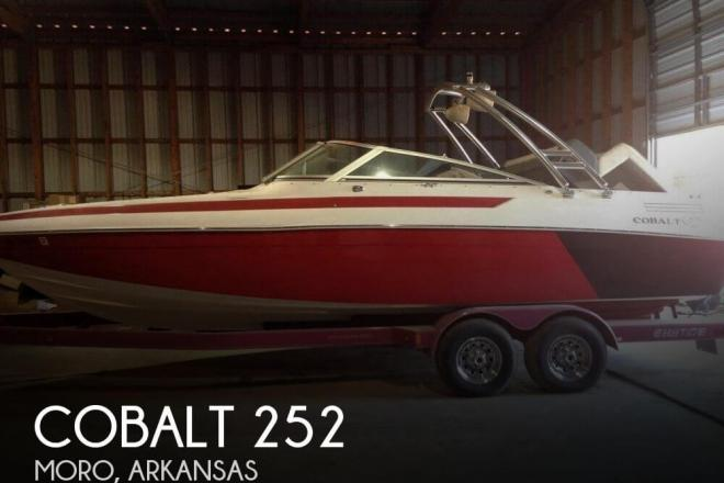 1991 Cobalt 252 - For Sale at Moro, AR 72368 - ID 95531