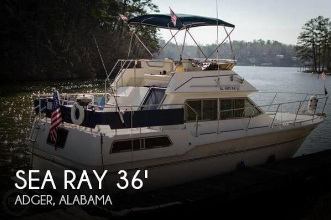 1985 Sea Ray 360 Aft Cabin - For Sale at Adger, AL 35006 - ID 110903