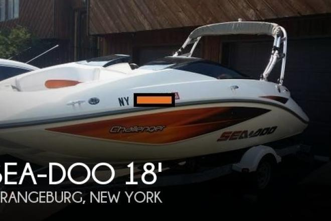 2005 Sea Doo Challenger 180 SC - For Sale at Orangeburg, NY 10962 - ID 73918