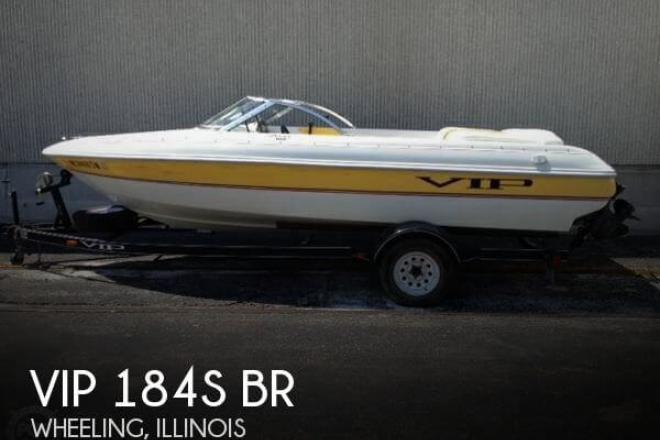 2002 VIP 184S BR - For Sale at Wheeling, IL 60090 - ID 64582