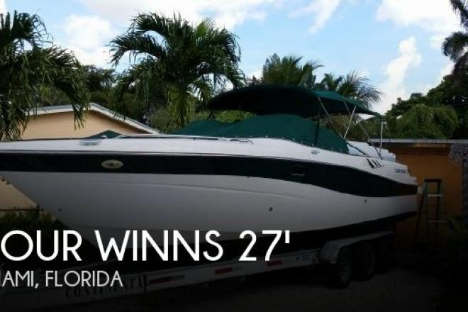 2000 Four Winns 280 Horizon - For Sale at Miami, FL 33177 - ID 67428