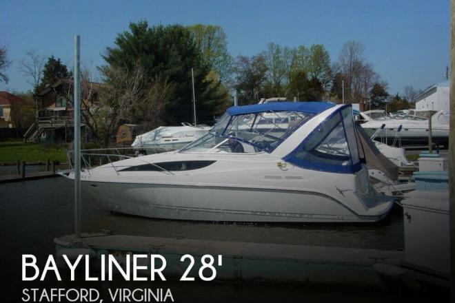 2004 Bayliner 285 Ciera SB - For Sale at Stafford, VA 22554 - ID 59341