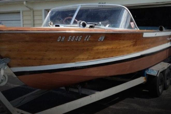 1967 Chris Craft 17 Super Sport - For Sale at Duncan Falls, OH 43734 - ID 52152