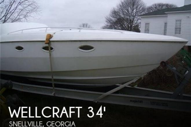 1986 Scarab 340 III - For Sale at Snellville, GA 30078 - ID 32864