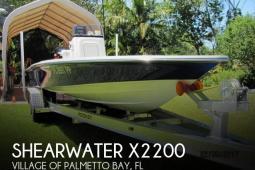 2008 Shearwater X2200