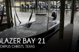 2013 Blazer Bay 2200