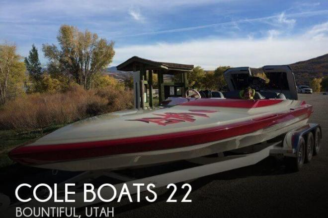 1991 Cole 22 - For Sale at Bountiful, UT 84010 - ID 110998