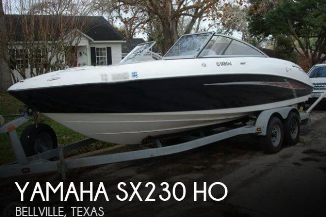 2005 Yamaha SX230 HO - For Sale at Bellville, TX 77418 - ID 109901
