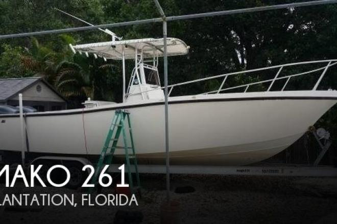 1988 Mako 261 - For Sale at Plantation, FL 33388 - ID 98709