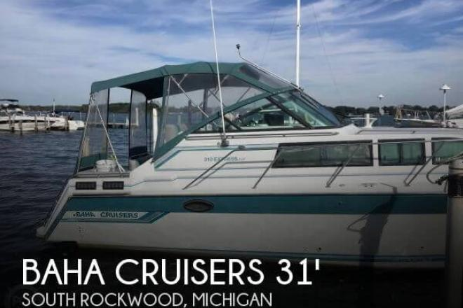 1989 Baha Cruisers 310 Express - For Sale at Charlevoix, MI 49720 - ID 97510