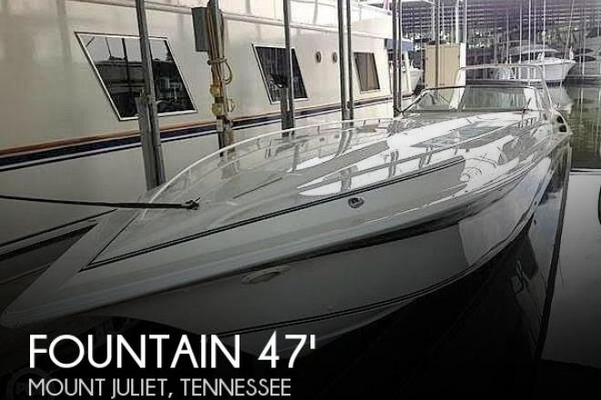 1997 Fountain 47 Lightning - For Sale at Mount Juliet, TN 37121 - ID 98988