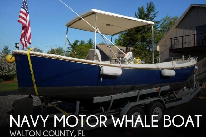 1985 Navy 26 MK II - For Sale at Defuniak Springs, FL 32433 - ID 93673