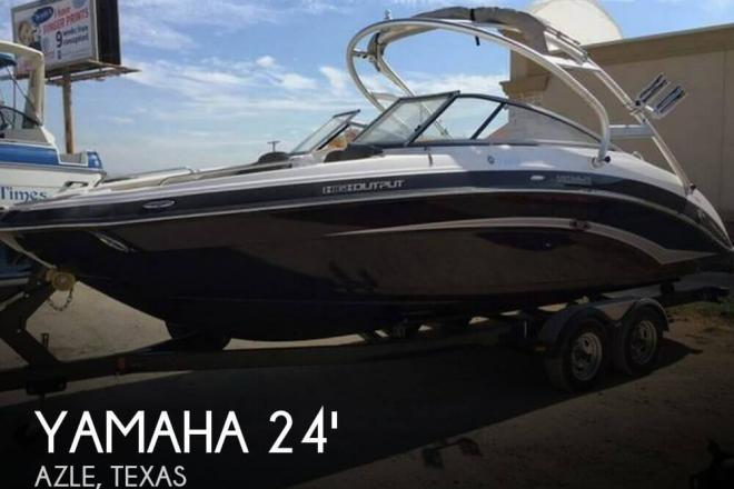 2012 Yamaha 242 Limited S - For Sale at Azle, TX 76020 - ID 94575