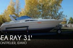 1991 Sea Ray 310 Sundancer