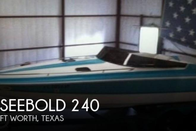 1990 Seebold 240 - For Sale at Ft Worth, TX 76112 - ID 73354