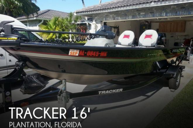 2013 Tracker Super Guide V-16 SC - For Sale at Plantation, FL 33388 - ID 63437