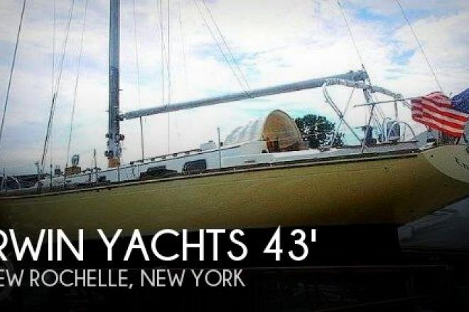 1971 Irwin 43 Classic - For Sale at New Rochelle, NY 10801 - ID 41628