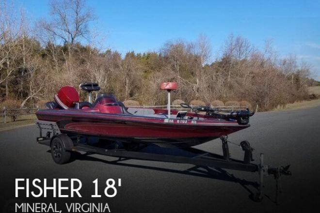 1998 Fisher FX 18 Tournament - For Sale at Mineral, VA 23117 - ID 110930
