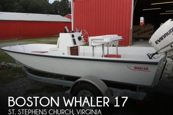 1978 Boston Whaler 17 - For Sale at Saint Stephens Church, VA 23148 - ID 111060